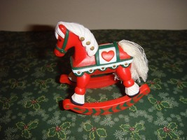 Hallmark Merry Miniature 1982 Rocking Horse - $19.99
