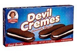 Little Debbie Devil Cremes - $11.83