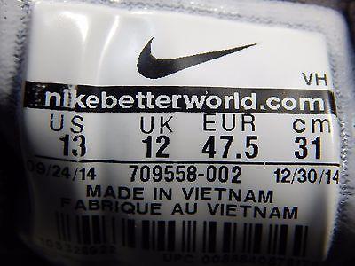 Nike Dual Fusion X 10 Men's Running Shoes Size US 13 M (D) EU 47.5 709558-002