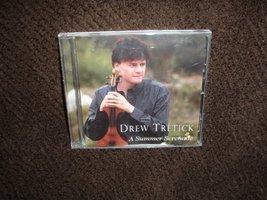 A Summer Serenade [Audio CD] Drew Tretick - $12.05