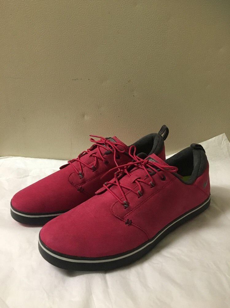 New NIKE GOLF Lunar Adapt Womens Spikeless Golf Shoes Fuchsia size 8.5