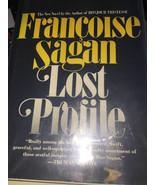 Lost Profile by Françoise Sagan (1976, Hardcover) 1ST AMERICAN EDITION - $23.24