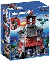 Playmobil 5480 Dragons Secret Dragon Fort - $74.00