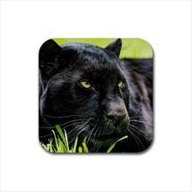Black Panther Non-Slip Coaster Set - $6.74