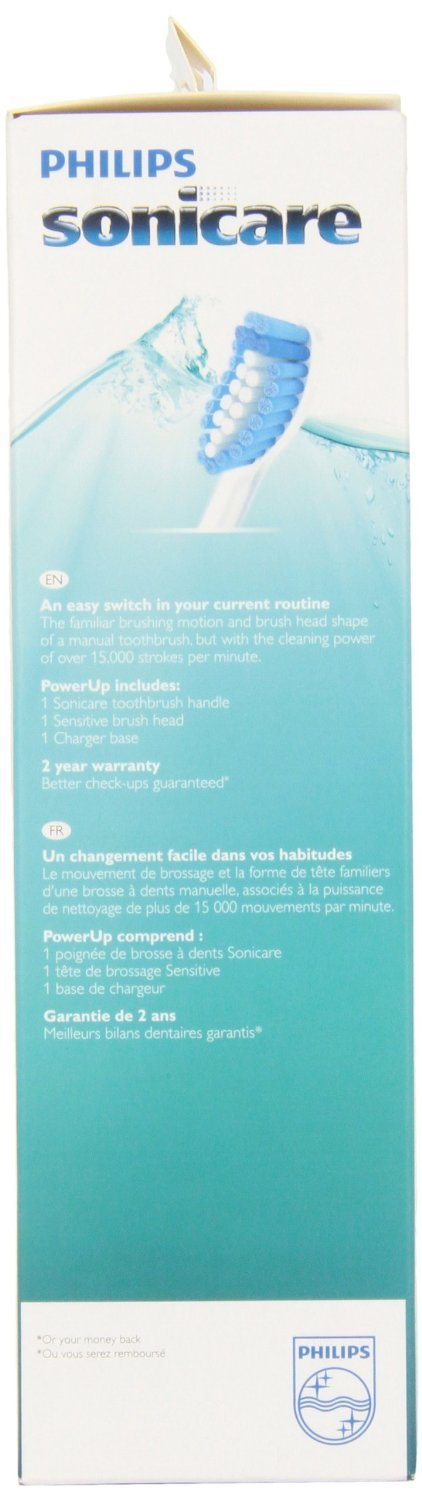 Philips Sonicare HX3120 PowerUp Sensitive and 33 similar items