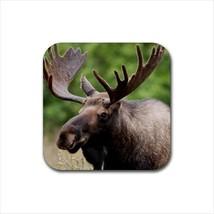 Canadian Moose Non-Slip Coaster Set - $6.74