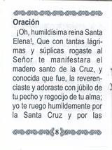 Oraciones a Santa Elena image 3