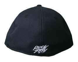 Rocksmith Team New Money 59FIFTY new Era Navy Red Fitted Baseball Hat Cap image 4