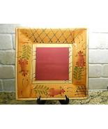 "Ambiance Romance square serving platter 12 1/4"" - $29.65"