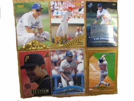 An item in the Collectibles category: BASE BALL CARDS - ASSORTED