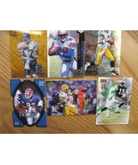 FOOT BALL CARDS - ASSORTED - $18.70