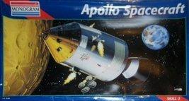 Apollo Spacecraft 25th Anniversary of the Moon Landing Monogram Model Ki... - $249.75