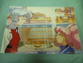 Sailor moon SS ultra rarest Japan movie poster PROMOTION Chibiusa Diana ... - $100.00