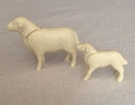 REPLACEMENT Playmobil Farm SHEEP / LAMB (ram / ... - $9.75
