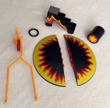 REPLACEMENT Playmobil # 4236 Circus Tightrope Artist LOT Pieces / Parts - $10.64