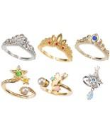 Disney Store Japan My Treasure Ring Kawaii Crystal Tiara Princess Crown ... - $24.90+
