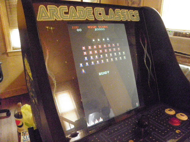 Arcade 60-1 ARCADE BARTOP MULTICADE VIDEO MACHINE