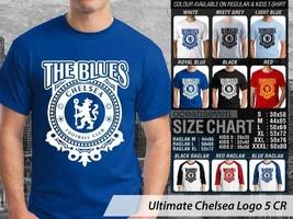T shirt Chelsea The Blues Many Color & Design Option - $10.99+