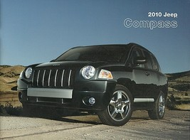 2010 Jeep COMPASS brochure catalog US 10 Sport Limited - $6.00