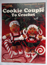 Crochet Pattern Booklet: Gingerbread Boy & Girl by Leisure Arts - $4.00
