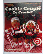 Crochet Pattern Booklet: Gingerbread Boy & Girl... - $4.00