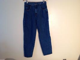 WearGuard Men's S Denim Work Jeans Straight Leg Medium Blue Wash Classic Rise