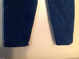 WearGuard Men's S Denim Work Jeans Straight Leg Medium Blue Wash Classic Rise image 5