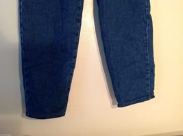 WearGuard Men's S Denim Work Jeans Straight Leg Medium Blue Wash Classic Rise image 3