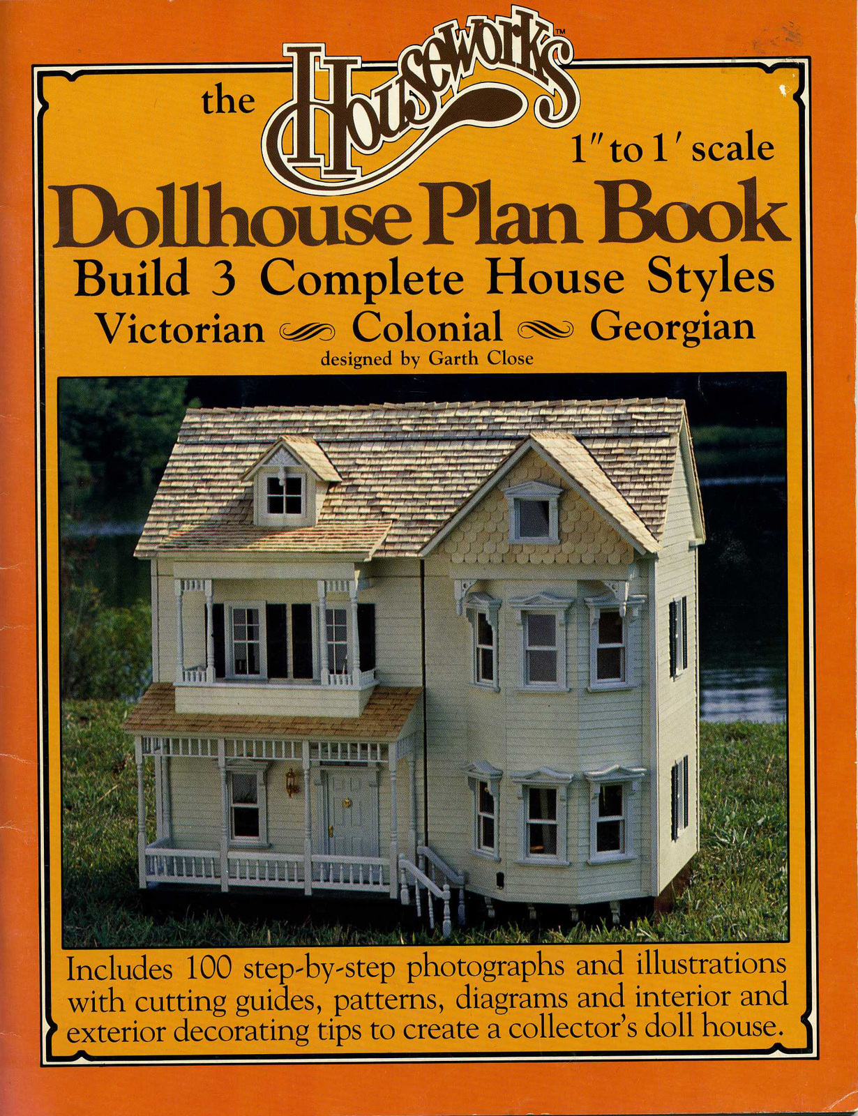 Houseworks dollhouse plan book build 3 and 50 similar items for Plan books