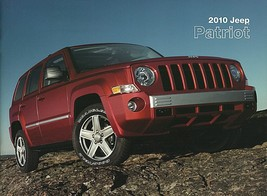 2010 Jeep PATRIOT brochure catalog US 10 Sport Limited - $6.00