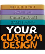 Lot of 80 wristbands fundraiser for your school, church - $59.98