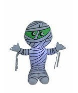 Halloween Inflatable Mummy LED Lights Blowup New Party Air Blown Yard De... - $917,42 MXN