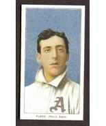 EDDIE PLANK Card RP #395 White Border Athletics Piedmont 1909 T206 Free ... - $2.75