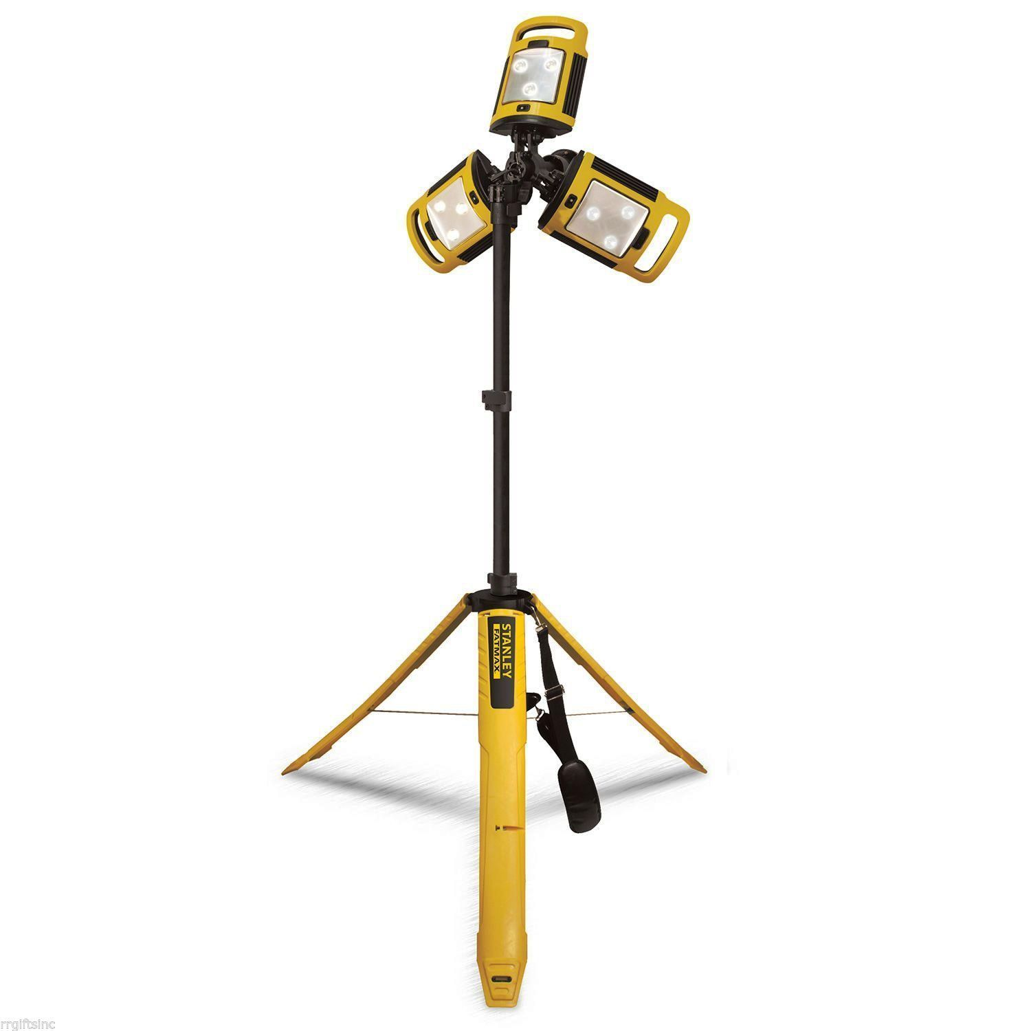 Stanley ultimate led tripod lighting safety security Ultimate lighting