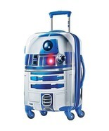 Spinner Suitcase Star Wars R2D2 Carryon 21 Inch... - $138.57
