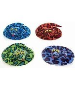 "60"" 4 Assorted Color Plush Snakes Case Pack 12 - $143.55"