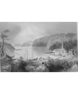 CANADA Indian Town on St. John River - BARTLETT... - $12.20