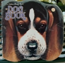 Vintage The Dog Book A Golden Shape Book - $14.99