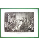 RUSSIAN WEDDING Toilette of Bride - 1893 Victor... - $23.72