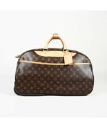 """Louis Vuitton Monogram Coated Canvas """"Eole 50"""" Suitcase - $1,735.00"""