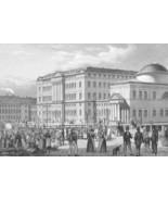 DENMARK Copenhagen Altona Schleswig Kronberg - 1860 SCARCE Print Multipl... - $46.28