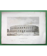 FRANCE Roman Amphitheatre at Nimes - (3) Three ... - $20.20