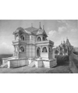 INDIA Temple of Kesavji-Nojak at Satrunjaya - 1... - $46.28
