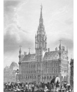 BELGIUM & Holland Brussels Antwerp Waterloo - 1... - $46.28