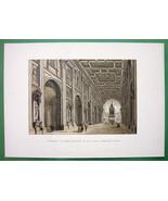 ROME Interior of CHurch St. John Lateran - 1890... - $23.56