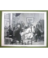 HYPNOSIS Young Maiden Examined Doctors - VICTOR... - $23.56