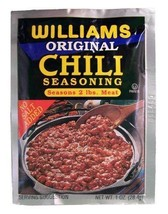 Williams Chili Seasoning Mix, 1-ounce (Pack of 3) - $7.42