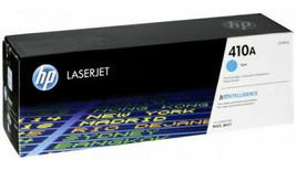 HP 410A CF411A OEM Genuine Cyan Laserjet Toner Print Cartridge Sealed - $99.90