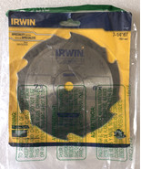 """Irwin 15702 7-1/4"""" 6 Tooth Fiber Cement Carbide Tipped Saw Blade - $14.85"""