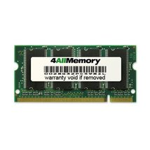 1GB DDR-333 (PC2700) RAM Memory Upgrade for the Toshiba Satellite A65-S126 - $12.87